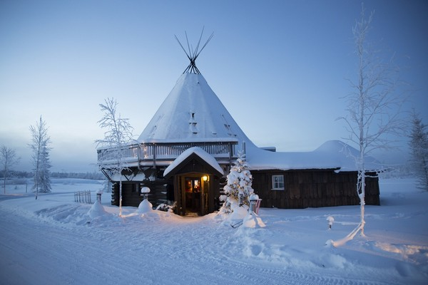 Lappish Kota, Wedding Venue in Lapland