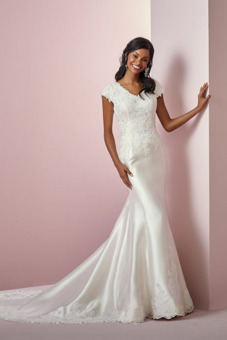 Laynie Anne Wedding Dress from the Rebecca Ingram Camille Fall 2018 Bridal Collection