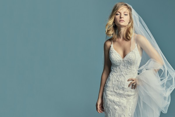 Maggie Sottero Lucienne Fall 2018 Bridal Collection - Jolynn Dress