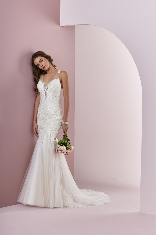 Mary Wedding Dress from the Rebecca Ingram Camille Fall 2018 Bridal Collection