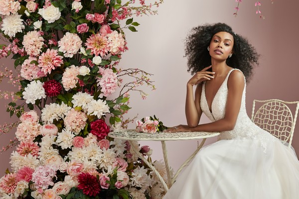 Rebecca Ingram Camille Fall 2018 Bridal Collection - Wynona Dress