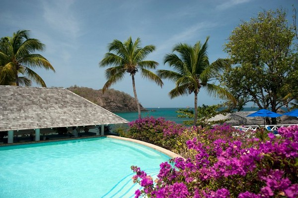 Smugglers Cove, St Lucia