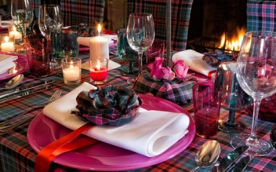 How to Incorporate Family Tartan Into Your Wedding