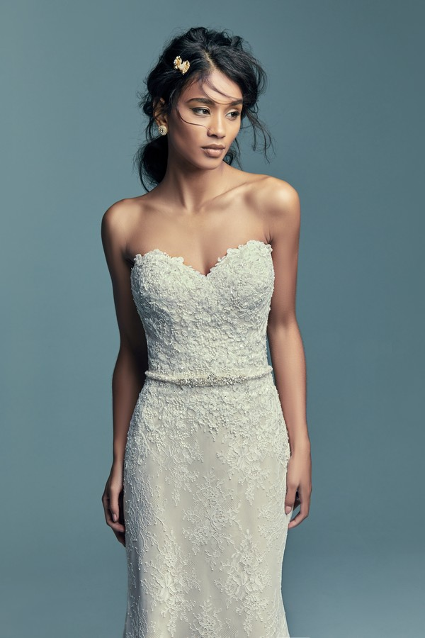 Tenille Wedding Dress from the Maggie Sottero Lucienne Fall 2018 Bridal Collection