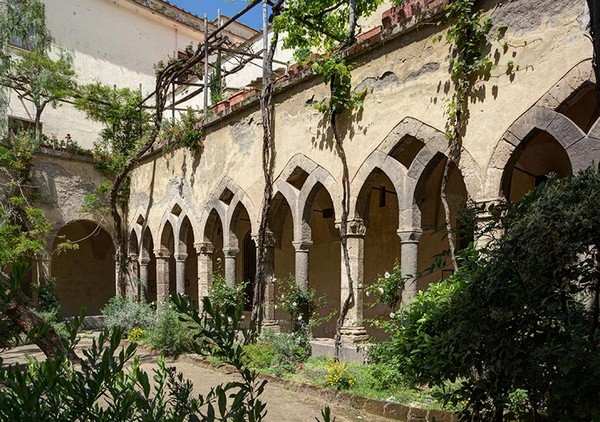 The Cloisters in Sorrento, Italy