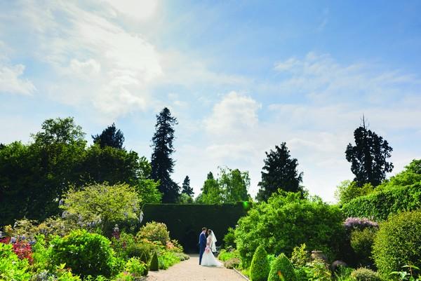 The Walled Garden at Gaynes Park