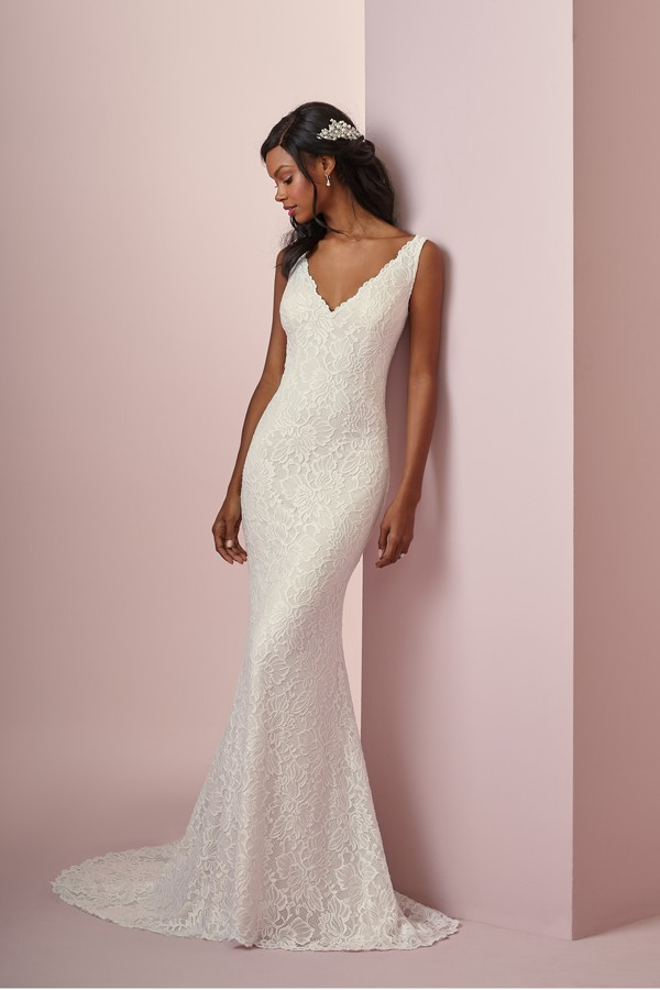 Tina Wedding Dress from the Rebecca Ingram Camille Fall 2018 Bridal Collection