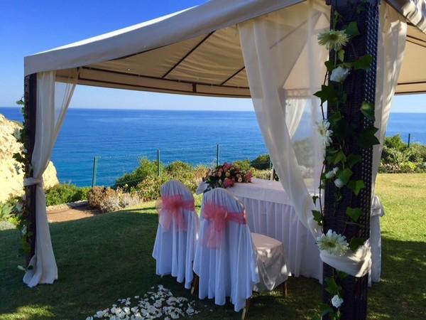 Tivoli Carvoeiro Wedding, Portugal