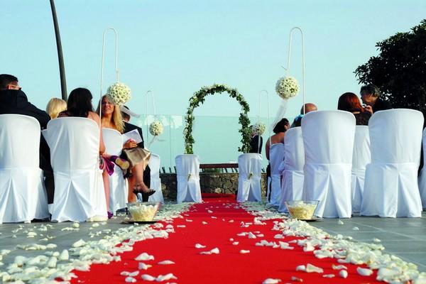 Wedding Ceremony in Tenerife
