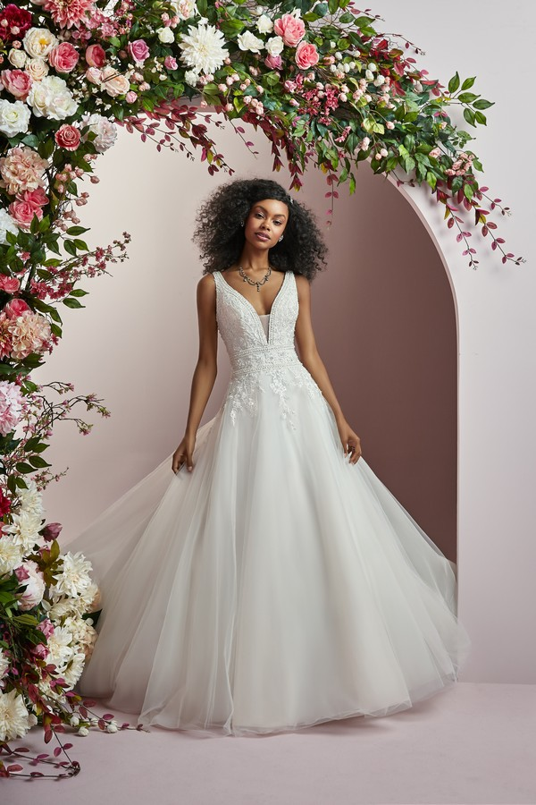 Wynona Wedding Dress from the Rebecca Ingram Camille Fall 2018 Bridal Collection