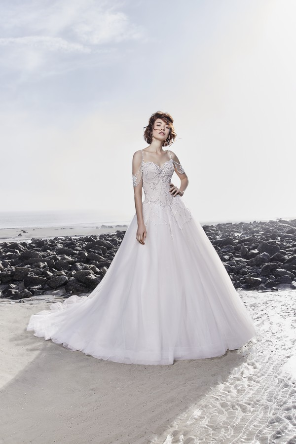 Boston Wedding Dress from the Sottero and Midgley Ariya Fall 2018 Bridal Collection