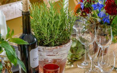 Botanical Wedding Styling Ideas