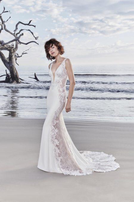 Bradford Rose Wedding Dress from the Sottero and Midgley Ariya Fall 2018 Bridal Collection