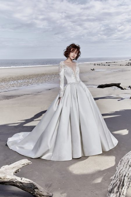 Brennon Wedding Dress from the Sottero and Midgley Ariya Fall 2018 Bridal Collection