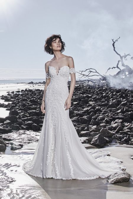 Canton Wedding Dress from the Sottero and Midgley Ariya Fall 2018 Bridal Collection