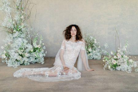 Claire Pettibone The White Album Spring 2019 Bridal Collection