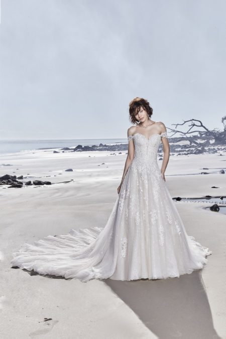 Glenn Wedding Dress from the Sottero and Midgley Ariya Fall 2018 Bridal Collection