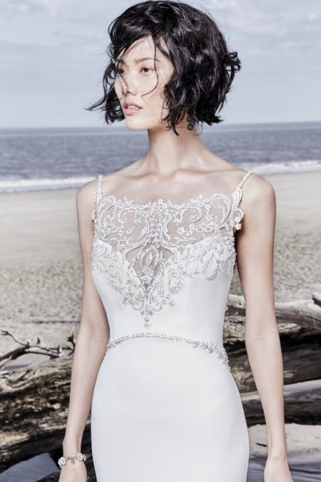 Hayward Wedding Dress from the Sottero and Midgley Ariya Fall 2018 Bridal Collection