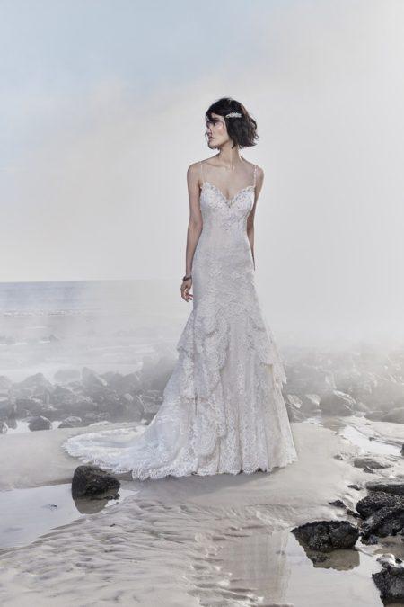 Jackson Wedding Dress from the Sottero and Midgley Ariya Fall 2018 Bridal Collection