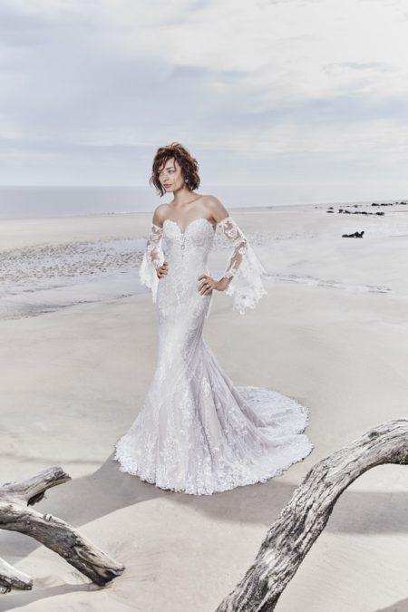 Kingsley Wedding Dress from the Sottero and Midgley Ariya Fall 2018 Bridal Collection
