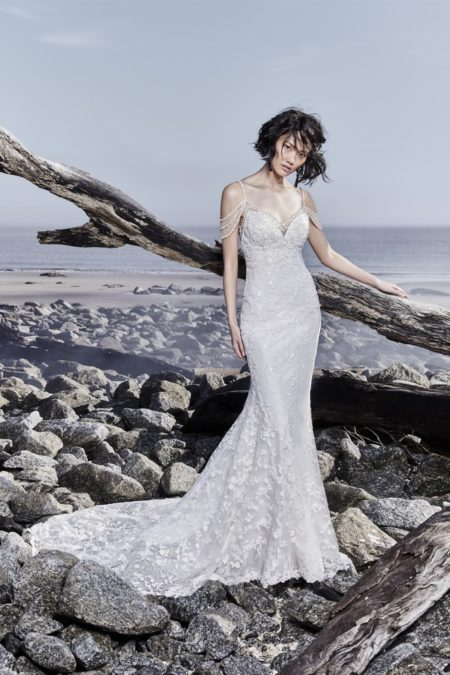 Lynnis Wedding Dress from the Sottero and Midgley Ariya Fall 2018 Bridal Collection