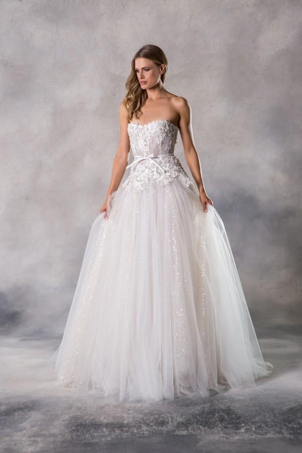 Mai Wedding Dress from the Anna Georgina Casablanca 2019 Bridal Collection