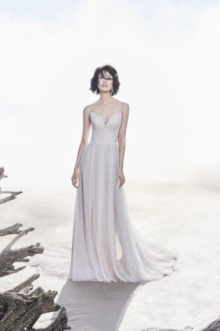 Olson Wedding Dress from the Sottero and Midgley Ariya Fall 2018 Bridal Collection
