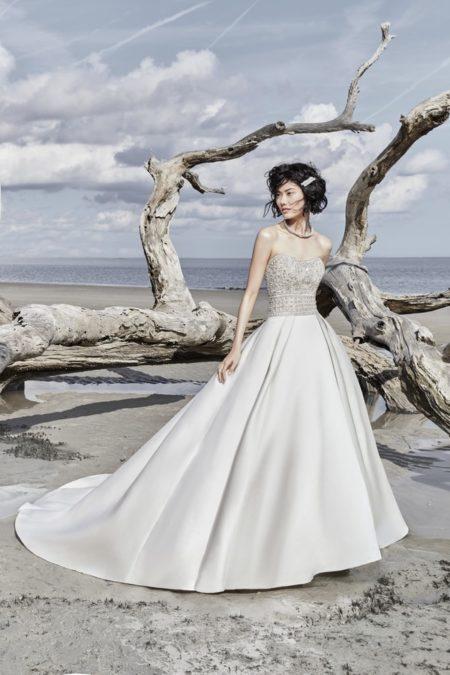 Phoenix Wedding Dress from the Sottero and Midgley Ariya Fall 2018 Bridal Collection