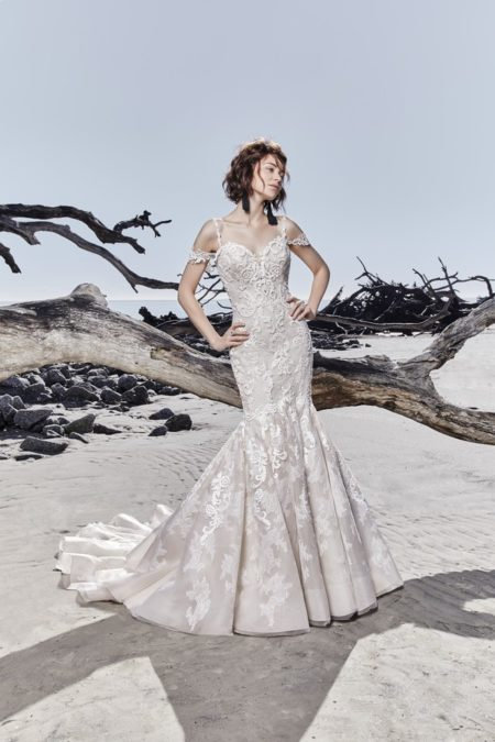 Portia Wedding Dress from the Sottero and Midgley Ariya Fall 2018 Bridal Collection