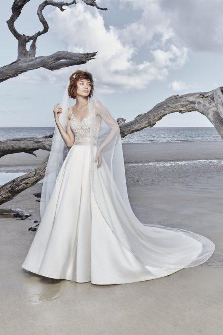 Saylor Wedding Dress from the Sottero and Midgley Ariya Fall 2018 Bridal Collection