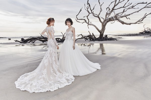 Sottero and Midgley Ariya Fall 2018 Bridal Collection - Dakota and Dusty Dresses
