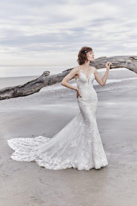 Sullivan Rose Wedding Dress from the Sottero and Midgley Ariya Fall 2018 Bridal Collection