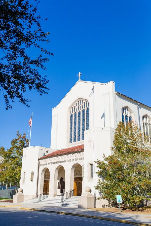 Summerall Chapel, Charleston