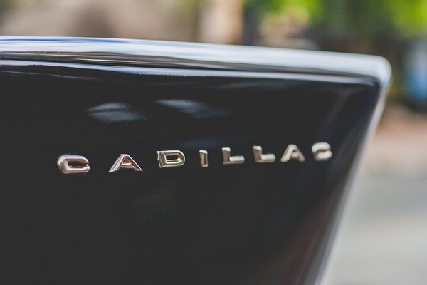 Cadillac letters