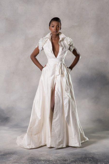 Adira Wedding Dress from the Anna Georgina Couture Pandora 2019 Bridal Collection