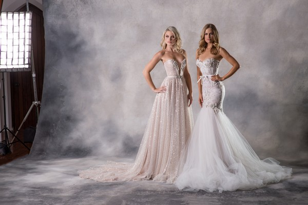 Anna Georgina Couture Pandora 2019 Bridal Collection - Alexia and Charlize Dresses