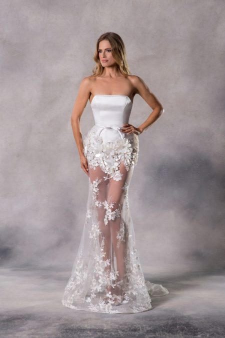 Chloe Wedding Dress from the Anna Georgina Couture Pandora 2019 Bridal Collection