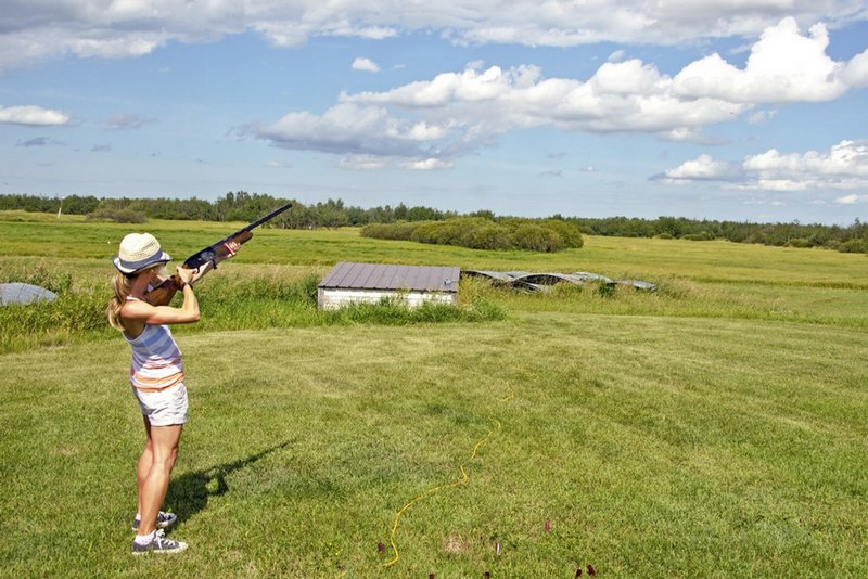 Clay Pigeon Shooting Hen Party Idea for 2019