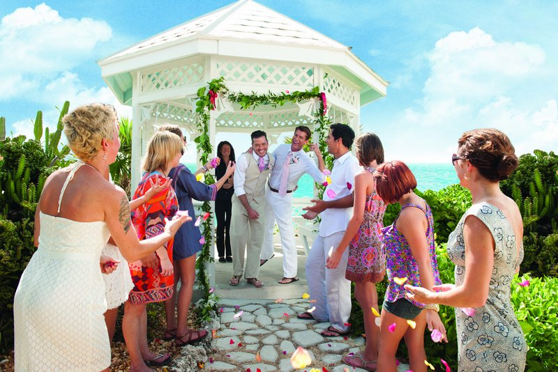 Key West Gay Wedding