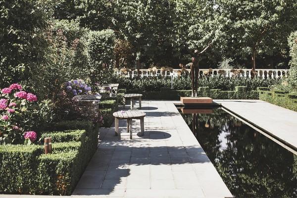 Coworth Park garden