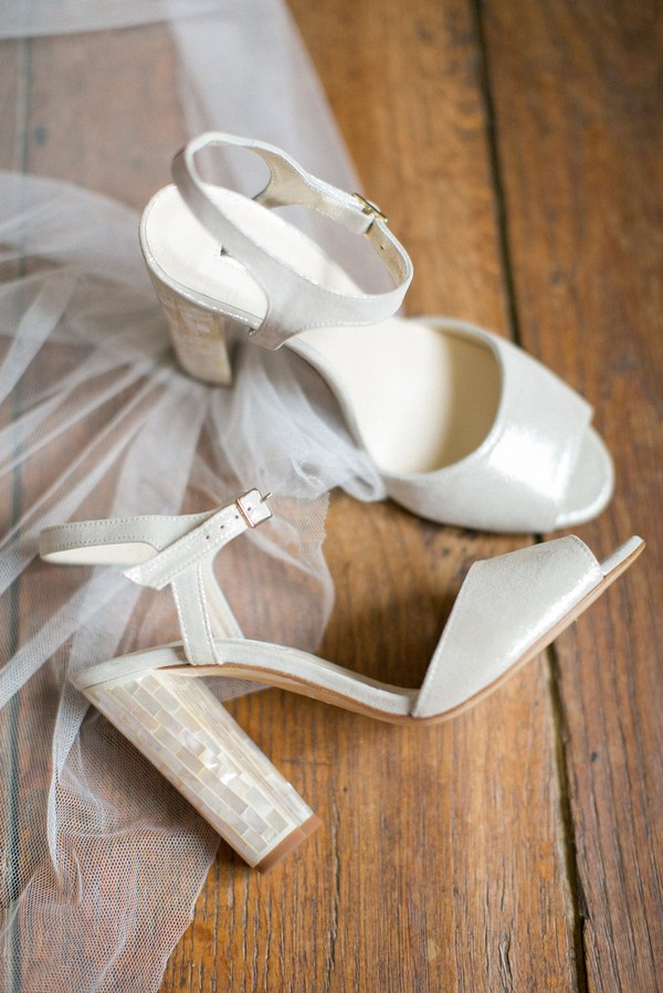 Freya Rose bridal shoes