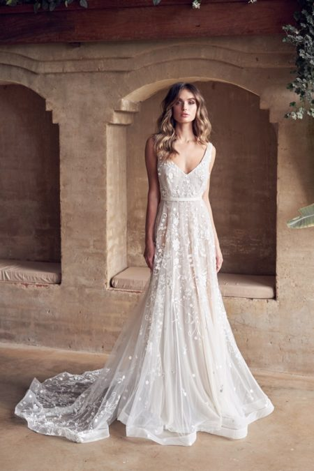 Amelie Wedding Dress from the Anna Campbell Wanderlust 2019 Bridal Collection
