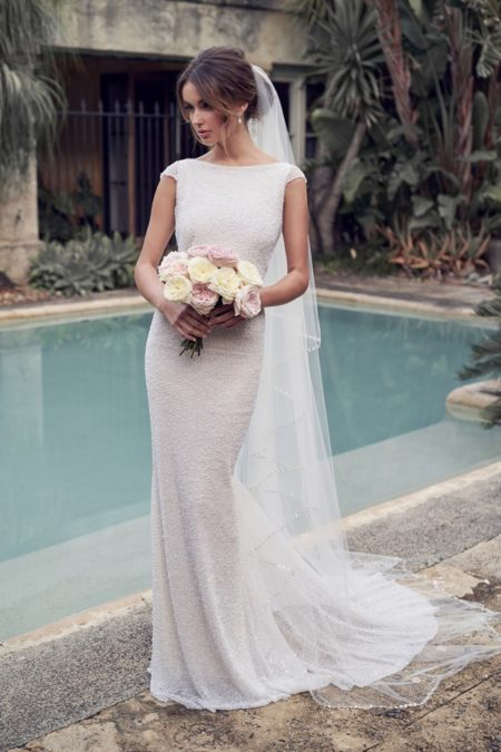 Blair Wedding Dress from the Anna Campbell Wanderlust 2019 Bridal Collection