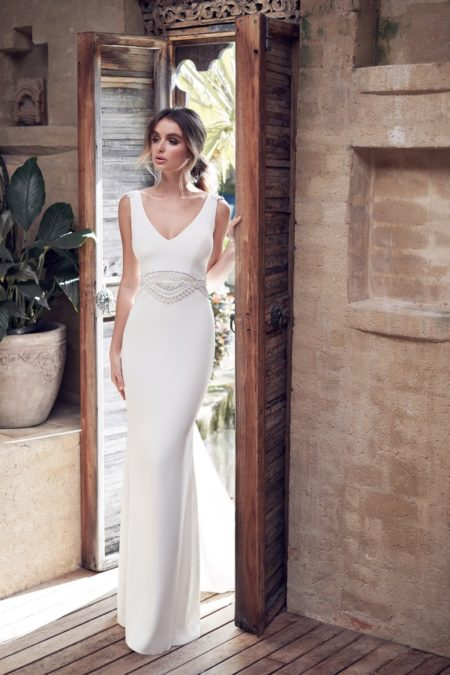 Blake Wedding Dress from the Anna Campbell Wanderlust 2019 Bridal Collection