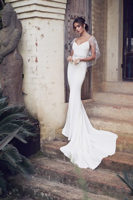 Eva Wedding Dress from the Anna Campbell Wanderlust 2019 Bridal Collection
