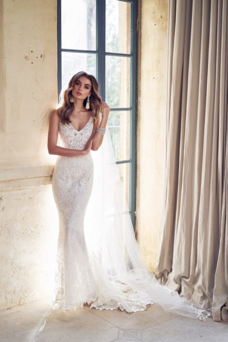 Harlow Wedding Dress from the Anna Campbell Wanderlust 2019 Bridal Collection