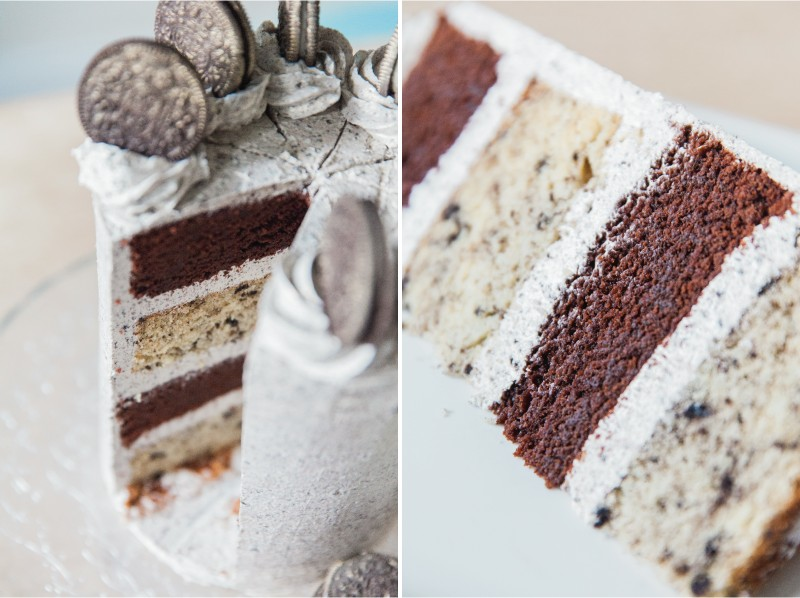 Layers of Wedding Cake
