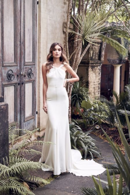 Rebekah Wedding Dress from the Anna Campbell Wanderlust 2019 Bridal Collection