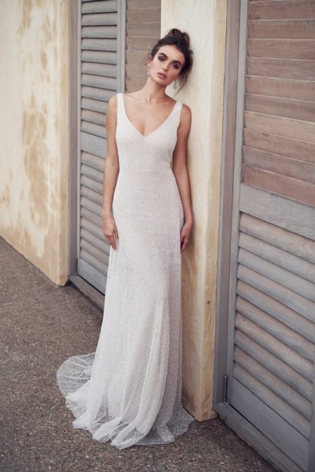 Wanda Wedding Dress from the Anna Campbell Wanderlust 2019 Bridal Collection