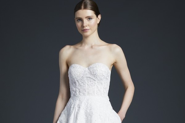 Anne Barge Fall 2019 Bridal Collection - Burton Wedding Dress